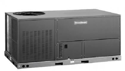 Κλιματιστικά Goodman Packaged, ψύξη- θέρμανση με αέριο, σειρά CPG50