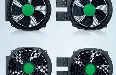 Αξονικοί Ανεμιστήρες EC σειρά AxiCool W3G