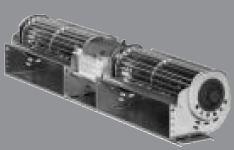 Ανεμιστήρες Εφαπτομενικής Ροής AC Σειρά QL3,QL4,QLK45,QLN65,QLZ06